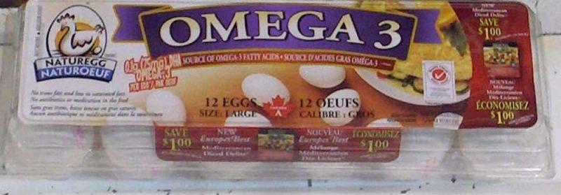 O3 eggs